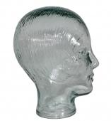 Cabeza de Cristal Años 70s